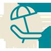 VRS Communities Patio Icon